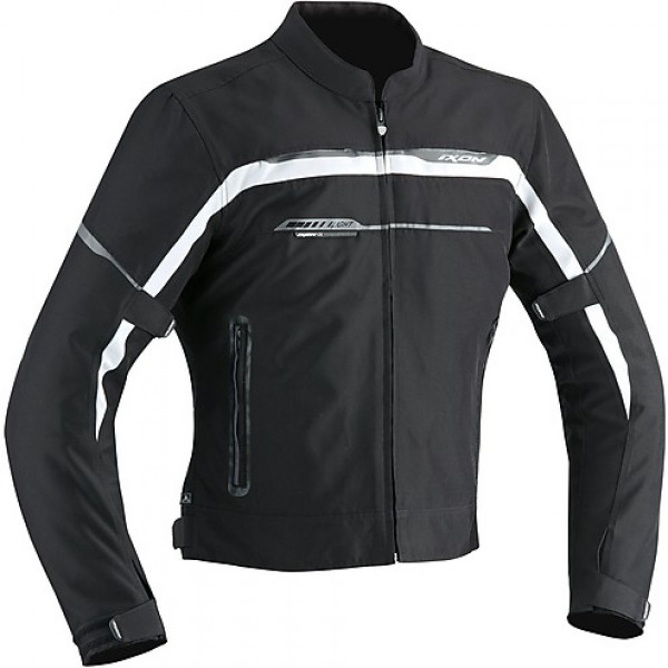 Ixon jacket Zetec Light HP Black grey white