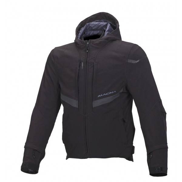 Macna jacket Habitat WP black