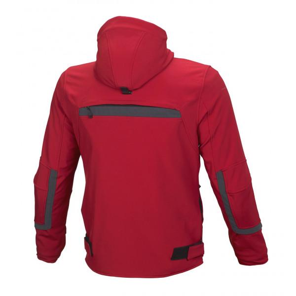 Macna jacket Habitat WP red