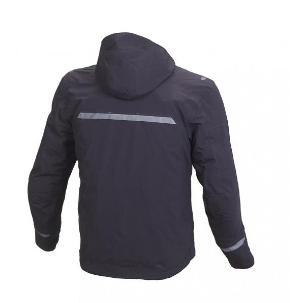 Macna jacket Refugee WP grey blue