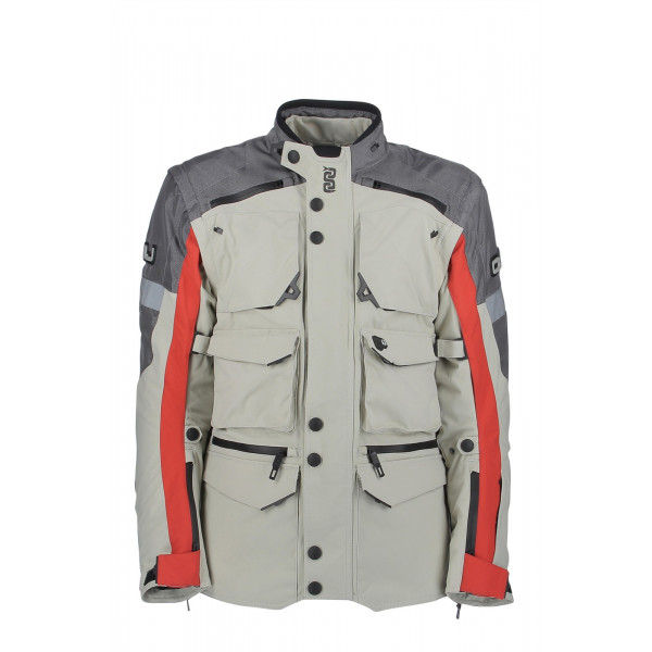 OJ Desert Extreme jacket ice red