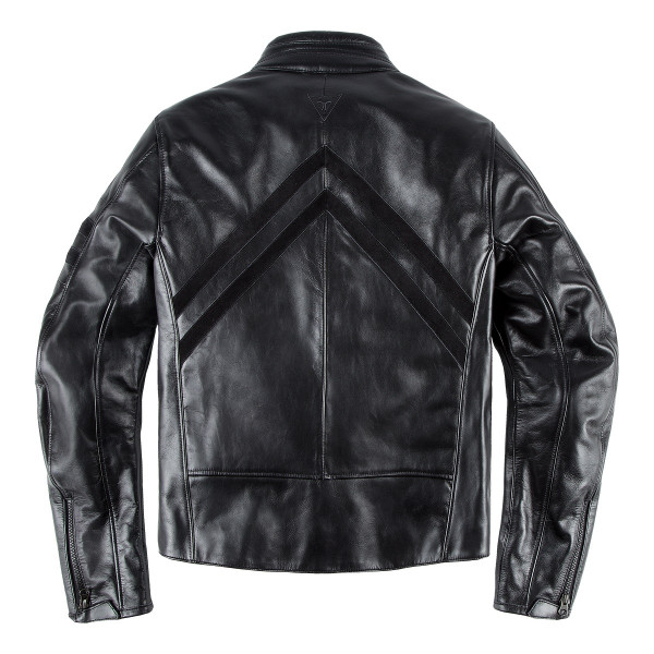 Dainese72 FRECCIA72 leather jacket Black Black