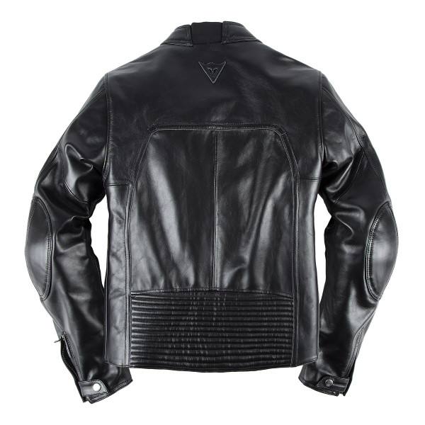 Dainese72 TOGA72 leather jacket Black