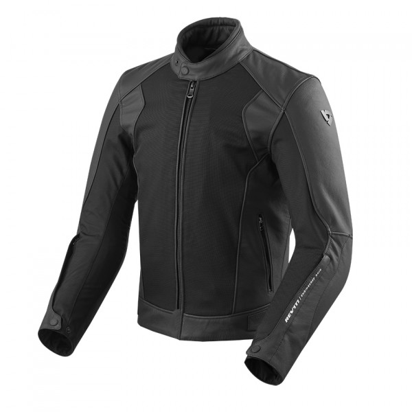 Rev'it Ignition 3 leather e tex jacket 3 layers Black