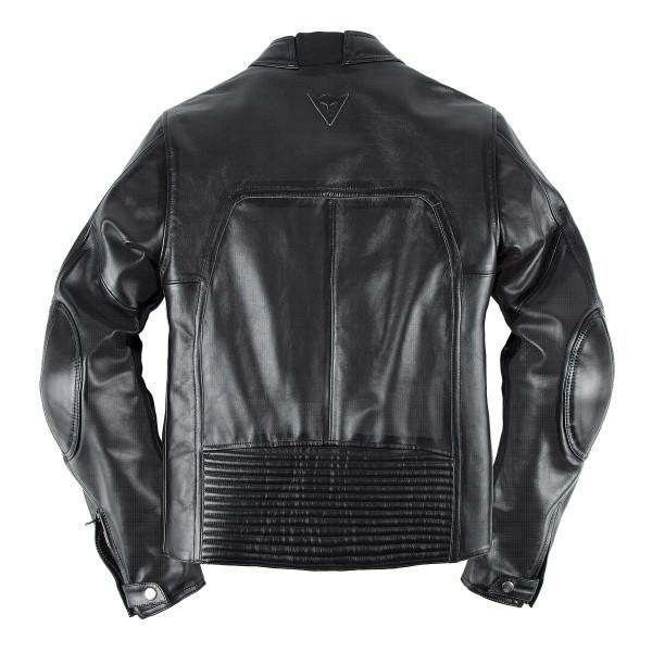 Dainese72 TOGA72 perforated leather jacket Black