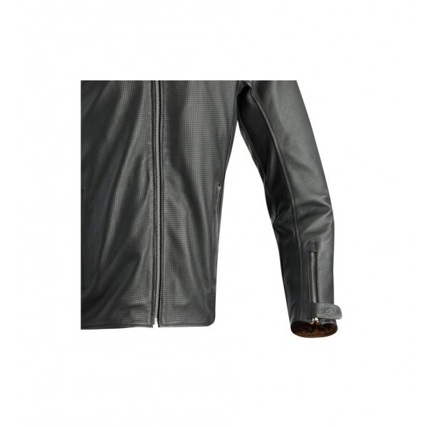 Ixon leather jacket Stocker brown