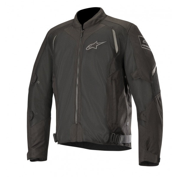 Alpinestars WAKE AIR summer touring jacket black black