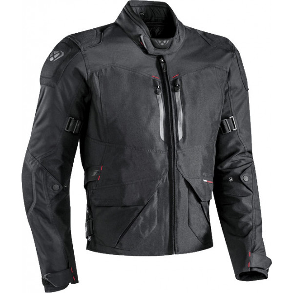 Ixon ARTHUS touring jacket Black