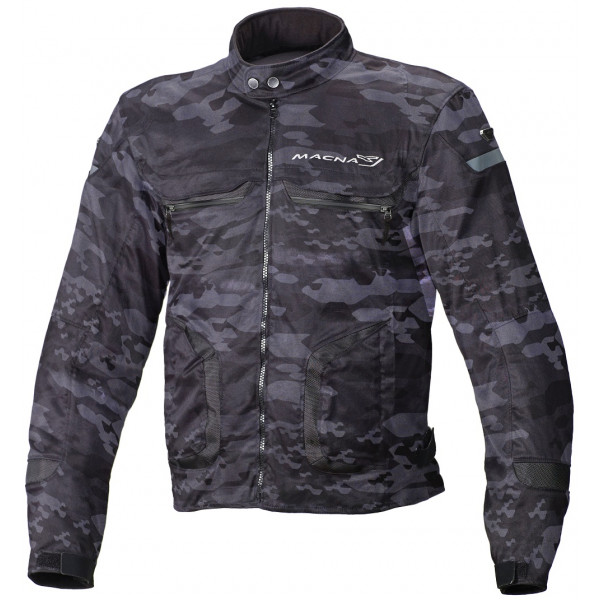 Macna touring jacket Command Plus camo black