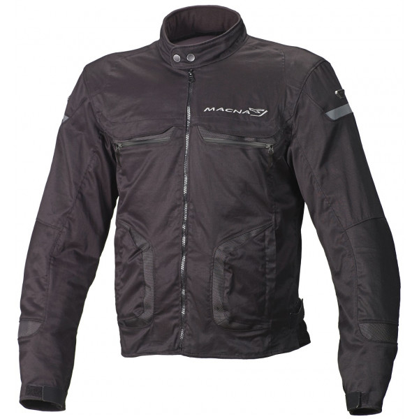 Macna touring jacket Command Plus black
