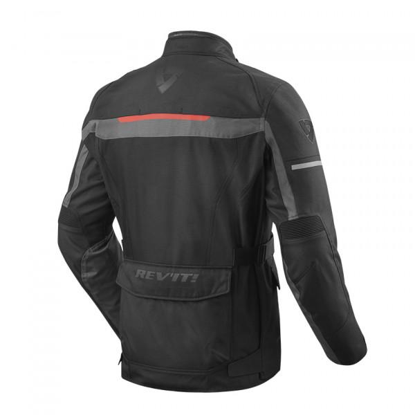 Rev'it Safari 3 touring jacket Black Anthracite