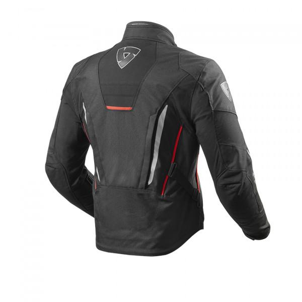 Rev'it Vapor 2 touring jacket Black Red