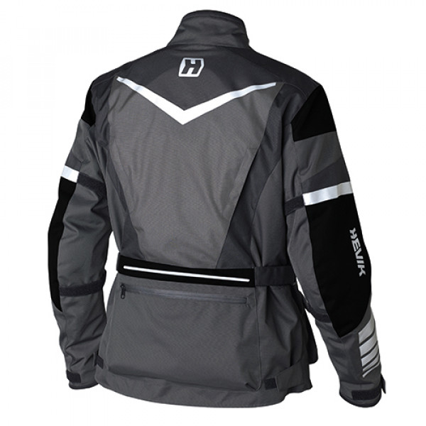 Hevik NAMIB motorcycle Three Layers Jacket black