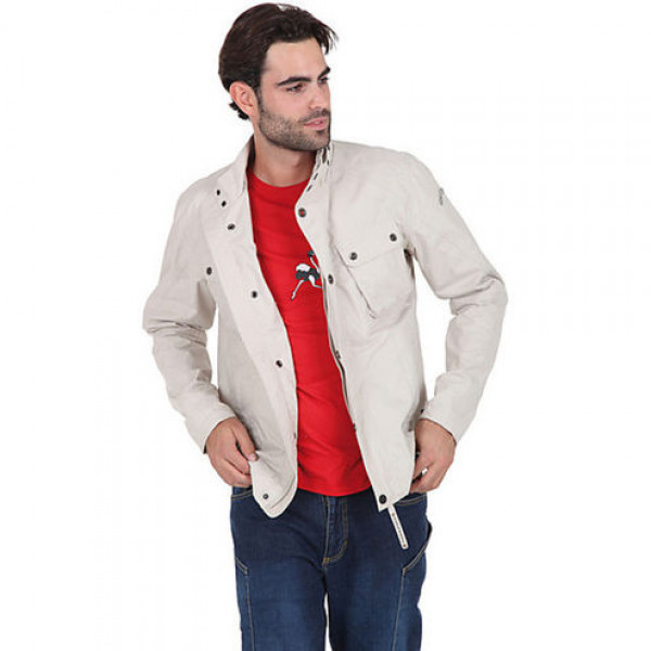 Tucano Urbano jacket Katmai AB waterproof white cream