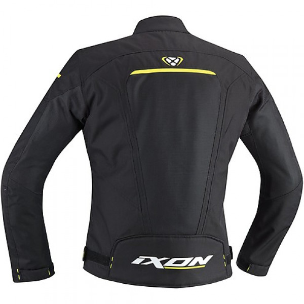 Ixon jacket Helios black yellow