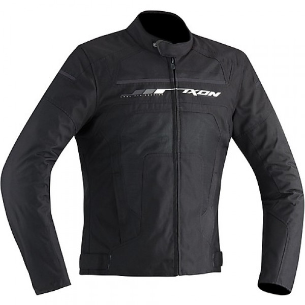 Ixon jacket Helios black grey