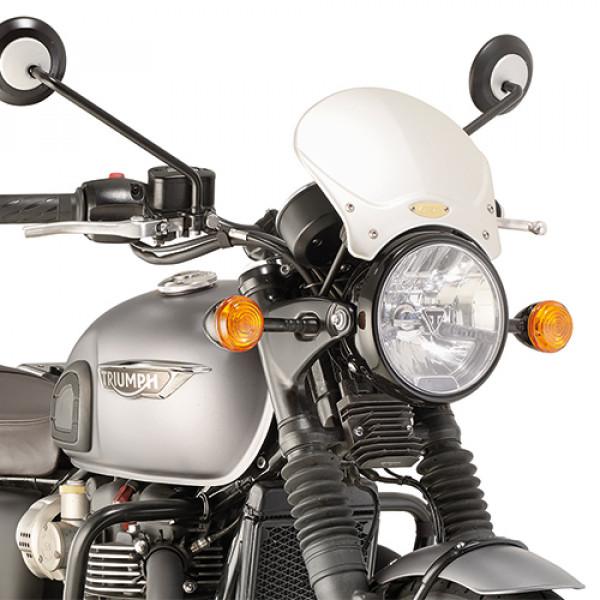 Givi AL6410A specific fairing for Triumph