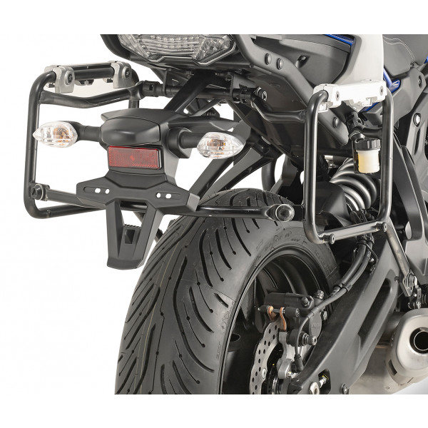Givi PLR2130CAM Quick release side case holder for MONOKEY CAM-SIDE Trekker Outback for Yamaha