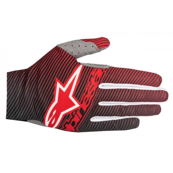 Alpinestars cross gloves Dune 2 red black