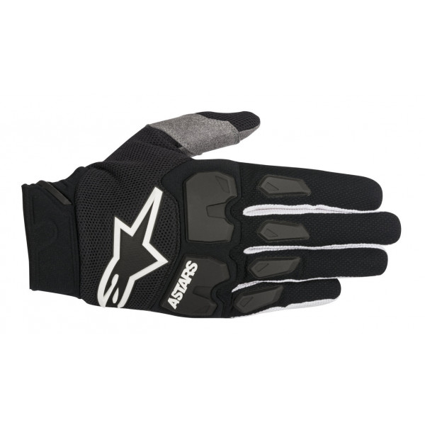 Alpinestars cross gloves Recefend black