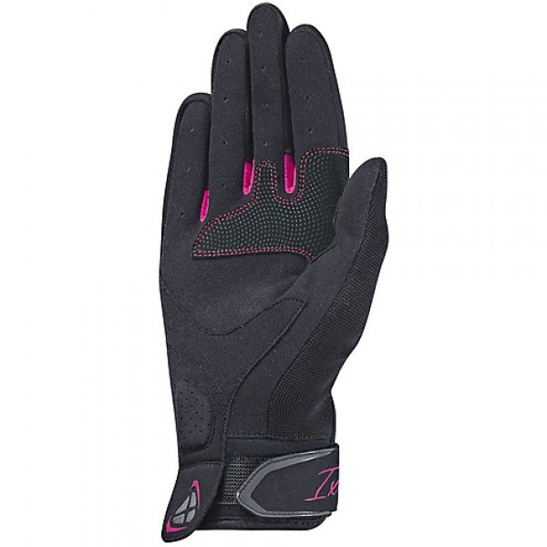 Ixon woman summer gloves RS Lift 2.0 black white fuxia