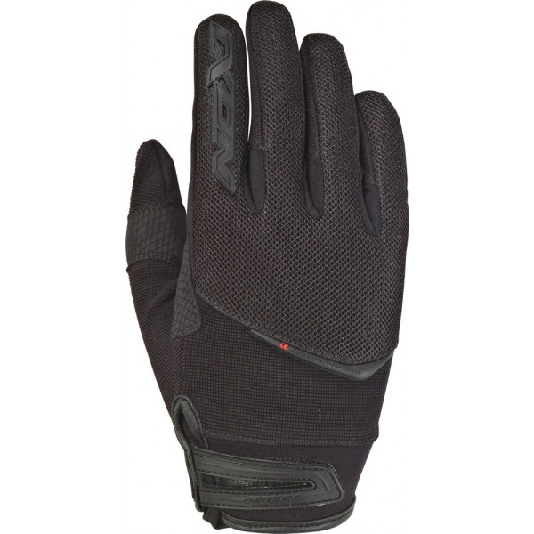 Ixon RS SLICK LADY woman summer gloves Black