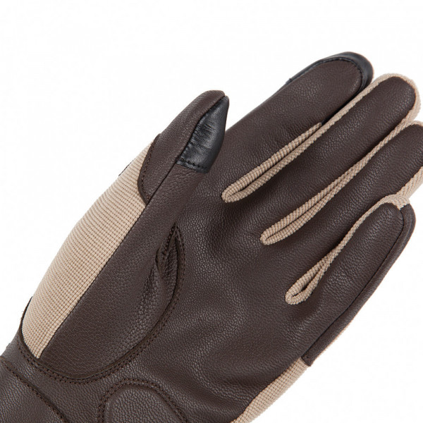 Tucano Urbano Bob Lady woman summer gloves vintage brown