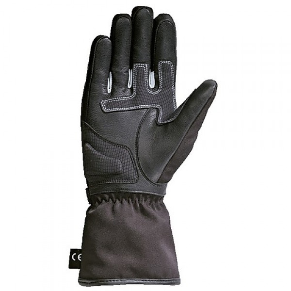 Ixon PRO ARROW LADY winter woman gloves black white
