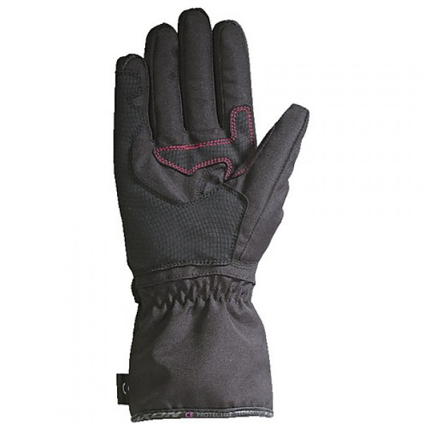 Ixon PRO RUSH LADY woman winter gloves black pink