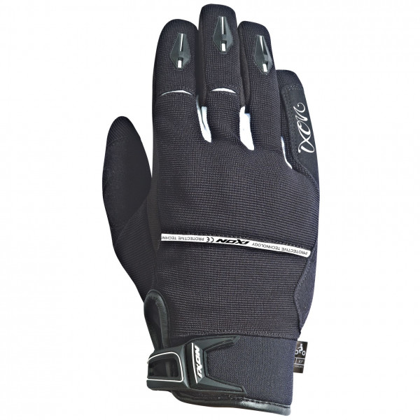 Ixon RS DRY 2 LADY woman gloves black white