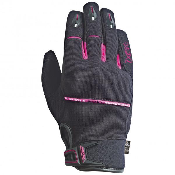 Ixon RS DRY 2 LADY woman gloves black fuxia