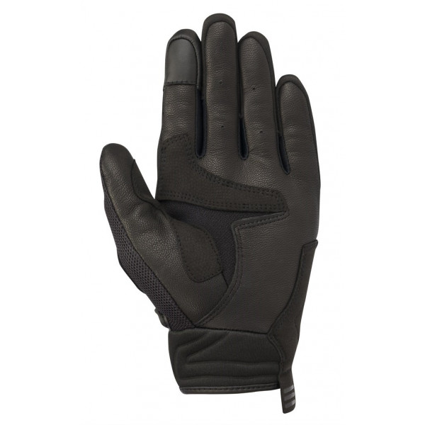 Alpinestars ATOM summer gloves black whte