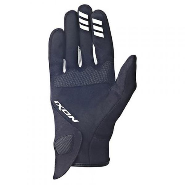 Ixon Rs Slick HP Summer motorcycle Gloves Black White
