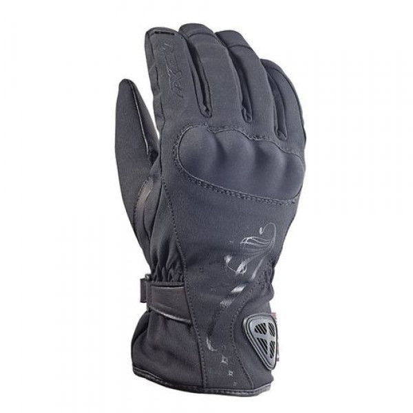 Ixon Rs Wall Lady HP Summer motorcycle Gloves Black