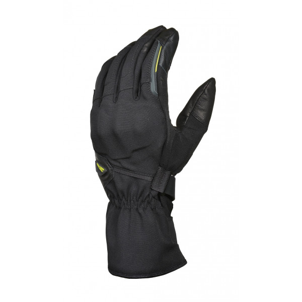 Macna summer gloves Haze RTX WP black