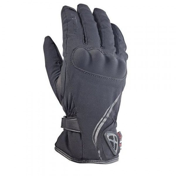 Ixon Rs Wall HP Summer motorcycle Leather Gloves black