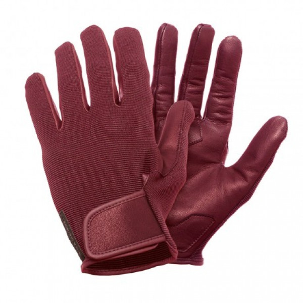 Tucano Urbano Adamo summer gloves biking red