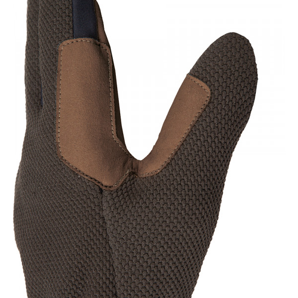 Tucano Urbano Mauri dark green summer gloves