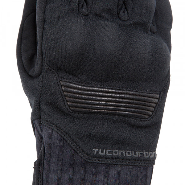Tucano Urbano Torpedo motorcycle gloves black