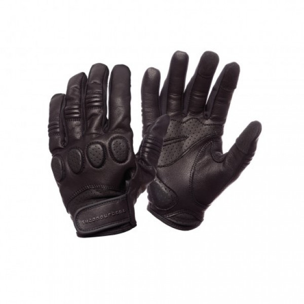 Tucano Urbano GIG leather summer gloves black