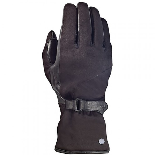 Ixon Pro Drive HP Winter motorcycle Gloves Black