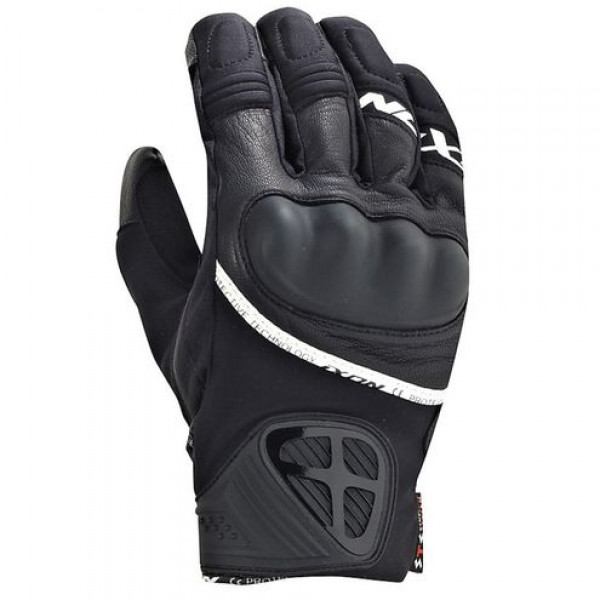 Ixon Pro Contest 2 HP Winter motorcycle Gloves Black White