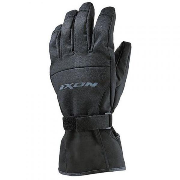 Ixon Pro Level 2 Winter motorcycle Gloves Black