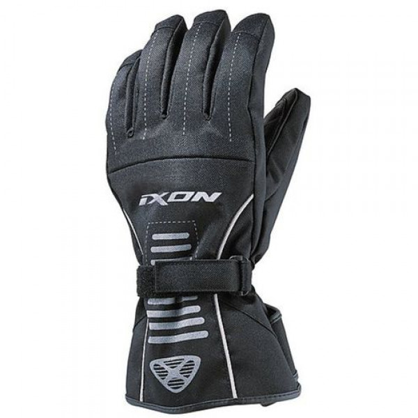 Ixon Pro Level 2 Winter motorcycle Gloves Black Grey