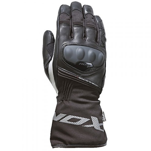 Ixon PRO RESCUE winter gloves black grey