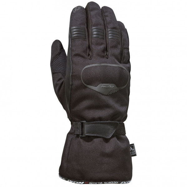Ixon PRO RUSH winter gloves black