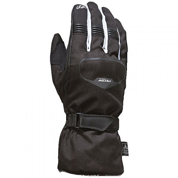 Ixon PRO RUSH winter gloves black white
