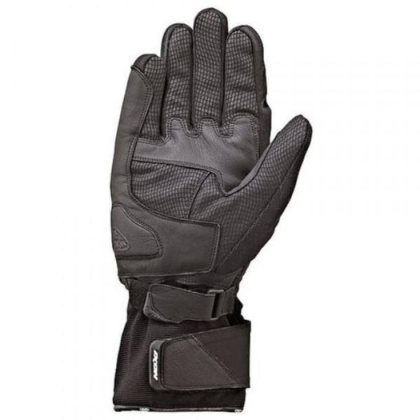 Ixon Pro Blaze HP Winter motorcycle Leather Gloves Black