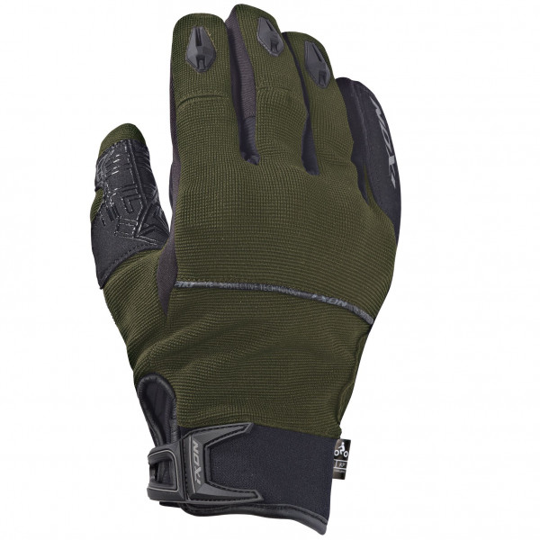 Ixon RS DRY 2 gloves kaky green black