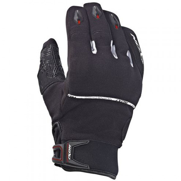 Ixon RS DRY HP Gloves Black Red